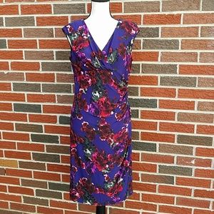 American living floral dress size 12